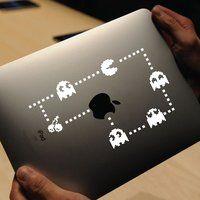 Pac Man Gadget Stickers