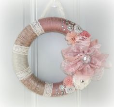 *Love* Girly Chic ~Visit our Etsy store at, WreathsByEmmaRuth