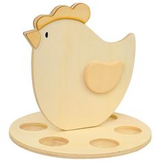 """Der Teelichthalter """"Eiernest"""" ist ein  Bastelspaß zum selber zusammensetzen und anmalen :)"""