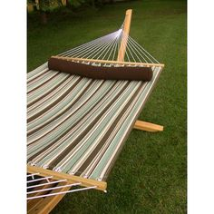 Vivere - Quilted Fabric Hammock, Double - Serenity - QFAB24 - Home Depot Canada $159 Ornamental Mouldings, Kitchen Cabinet Organization, Base Cabinets, Quebec, Hammock, Serenity, Outdoor Blanket, Canada, Patio
