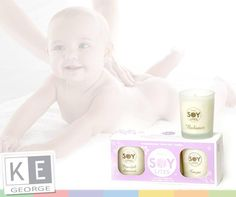 products now available at such as Soy Lite balance candles, they contains pure soybean oil wax and essential oils.