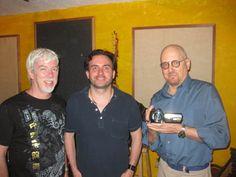 Matt Forger, Paul Manchin, & The G-Man
