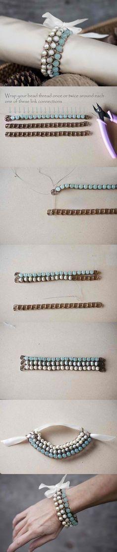 9 Easy And Lovely DIY Bracelets | Like It Short