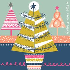 dottywrenstudio: advent calendar....day 8