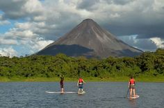 Arenal Step Up Paddleboard