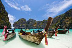 Dive Sites, Thailand