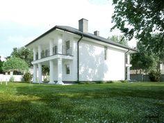 Home elevation ; interior designer,architect Marcin Śliwiński Poland;  Source: https://www.facebook.com/architectmarcinsliwinski?fref=ts