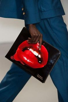 "VIVIENNE WESTWOOD: This bag that pays homage to ""Rocky Horror Picture Show"" is about as cool as it gets."