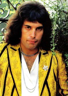 """""""La peor enfermedad es el aburrimiento"""". Freddie Mercury."""