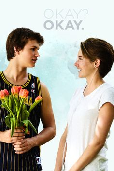 The Fault In Our Stars--saw it last night and cried so hard like I expected. It was so cute and sad and almost exactly like the book