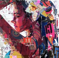 """""""Oh So Very Much Mystery"""" - Derek Gores - Lakind Fine Art Gallery, Santa Fe, New Mexico, USA."""