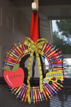 great teacher gift idea, I made this and she LOVED it!!!!!