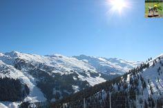Die Zillertaler Berge