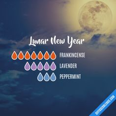 Lunar New Year Essential Oil Diffuser Blend by lenora Essential Oil Scents, Essential Oil Perfume, Essential Oil Diffuser Blends, Essential Oil Uses, Doterra Essential Oils, Yl Oils, Diffuser Recipes, Young Living, Living Oils