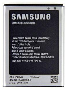 Buy Battery Samsung EB-L1F2HVU 1750mAh Li-ion 3.7V 6.48 Wh for Samsung i9250 Galaxy Nexus REFURBISHED for 12.25 USD | Reusell