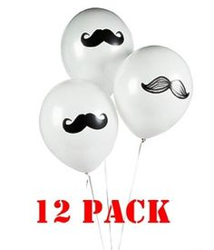 12 Mustache Party Balloons - Moustache Party Decorations toyco http://www.amazon.com/dp/B00IYPMJYS/ref=cm_sw_r_pi_dp_m6q7ub1W2R4DA