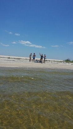 Family at Dauphin Island!
