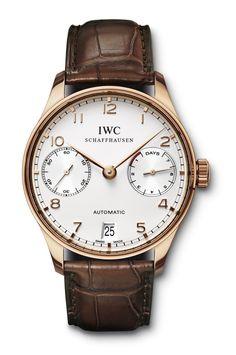 Men's IWC Portuguese Automatic Watch IW500113