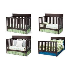 Video review for Delta Bennington Lifestyle 4-in-1 Convertible Crib - Dark Chocolate showcasing product features and benefits.