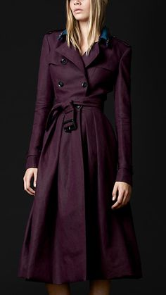 I need to live somewhere colder where I can wear trench coats year round