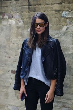 Leather Jacket | Harper and Harley copy