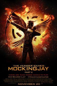 The Hunger Games: Mocking Jay Part 2 teaser poster Revealed | HiLyts