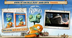 Film Review: Rango  + Download!