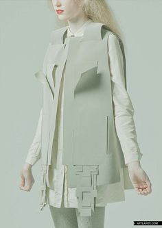 Beautiful 'Void' Fashion Collection - Yvonne Laufer