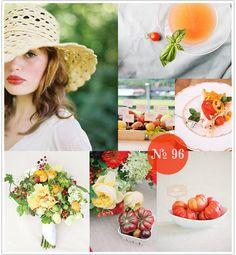 Mood Board #96: Heirloom Tomato