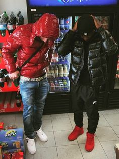 Dope Outfits For Guys, Swag Outfits Men, Boy Outfits, Black Men Street Fashion, Mens Fashion, Ropa Hip Hop, Thug Style, Cute Black Boys, Nylons