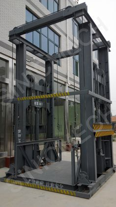 Cargo freight elevator is one ideal transported lifting for 1 story elevator