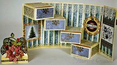Poinsettia Love Gift Box