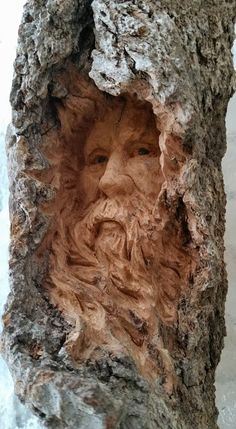 Instant Access To Woodworking Designs, DIY Patterns & Crafts Wood Carving Faces, Dremel Wood Carving, Wood Carving Art, Wood Carvings, Driftwood Sculpture, Driftwood Art, Sculpture Art, Sculptures, Chip Carving