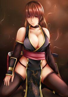 anime ninja hentai Sexy