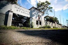Today is the #ICOMOS International Day for Monuments and Sites and the theme is the Heritage of Sport so we're taking a chance to highlight some of our sporty National Treasures. First up is Hinchliffe Stadium in Paterson New Jersey. Built from 1932-33 in the Art Deco style Hinchliffe is one of the few remaining stadiums in the country associated with Negro League baseball. In its heyday the stadium hosted professional baseball and football games high school athletic contests auto racing and…