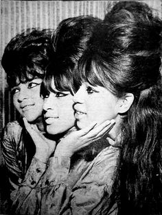 The Ronettes (1960s)                                                                                                                                                                                 More