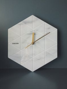 Marble Clock – Homeplace