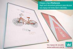 Chegou! #eudecorei #poster #decor