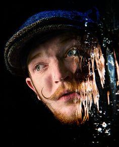 Bizarre Underwater Portraits by Tim Tadder