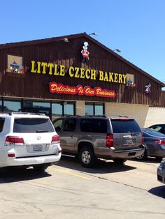 The Czech Stop in West. God bless The Kolache Capital of Texas! Our thoughts & prayers are with you...