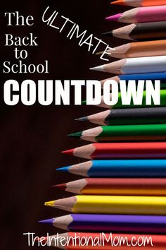 Are you looking for a way to build excitement in your kids when it comes to back to school? This is not your typical back to school post. Here is EVERYTHING you need to be organized AND get your kids excited!