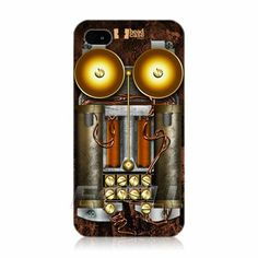 Head Case Designs Steampunk Telephone Protective Back Case For Apple Iphone 4 4s