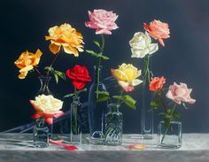 """""""Late Summer Roses"""""""