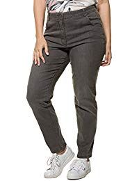 Ulla Popken Women's Plus Size Slim Leg Prewashed Stretch Jeans 717310 Jeans Fashion, Women's Fashion, Birkenstock Outfit, Gym Clothes Women, Birkenstocks, Outfit Jeans, Womens Workout Outfits, Casual Winter Outfits, Casual Chic Style
