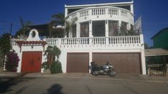 Beautiful casa in Baja. Adventure Motorcycle trip with BMW 1150GS. Todos de Baja ....  more on www.boutside.org