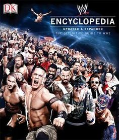 "With more than one thousand superstars on four hundred packed pages, and covering all eras from the sixties to today's superstars, the ""WWE Encyclopedia"" is the ultimate definitive guide to World Wrestling Entertainment."