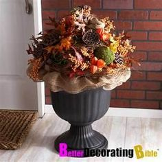 Image detail for -DIY Outdoor Fall and Halloweeen Decorating Ideas – Environmentally ...