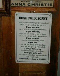 Irish Philosophy
