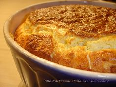 SOUFFLE AU FROMAGE INRATABLE