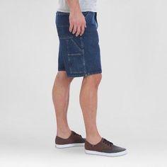 Wrangler Men's Big & Tall Carpenter Shorts - Blue 44